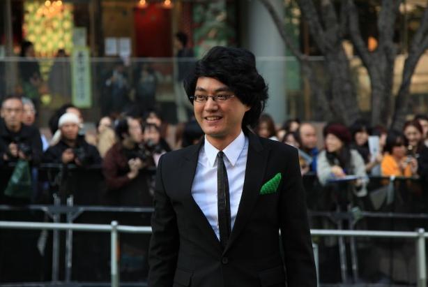Dacy Chou at TIFF 2012