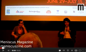 New York Asian Film Festival- Q&A with Davy Chou